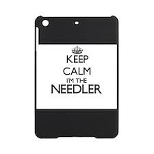 Keep calm I'm the Needler iPad Mini Case