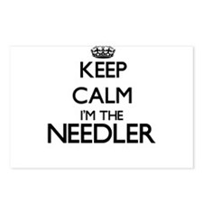 Keep calm I'm the Needler Postcards (Package of 8)
