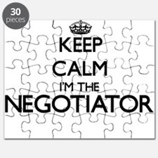 Keep calm I'm the Negotiator Puzzle
