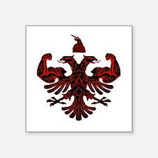 Albanian Power Sticker