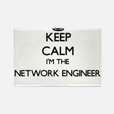 Keep calm I'm the Network Engineer Magnets
