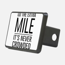 Go the Extra Mile…It's Never Crowded Hitch Cover