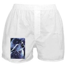 moon wolf Boxer Shorts