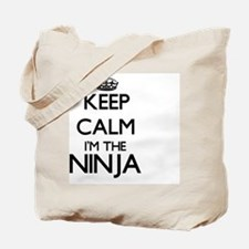 Keep calm I'm the Ninja Tote Bag