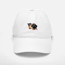 Mastiff(apr) Flag Baseball Baseball Cap