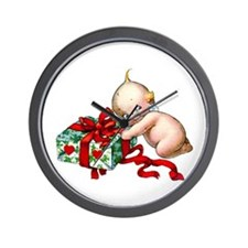 A Cupie Gift For You Wall Clock