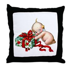 A Cupie Gift For You Throw Pillow
