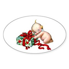 A Cupie Gift For You Decal