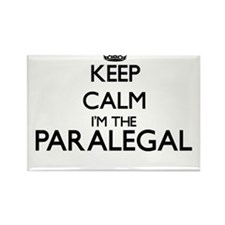 Keep calm I'm the Paralegal Magnets