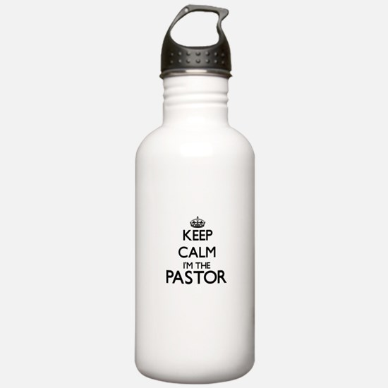 Keep calm I'm the Past Water Bottle