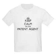 Keep calm I'm the Patent Agent T-Shirt