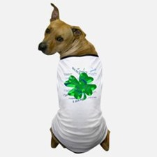 Shamrock Dancing Dog T-Shirt