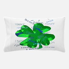 Shamrock Dancing Pillow Case