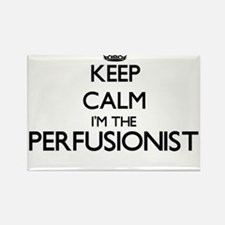 Keep calm I'm the Perfusionist Magnets