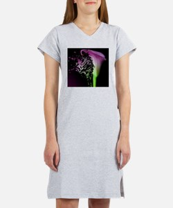 Exploding Lily Women's Nightshirt