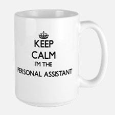 Keep calm I'm the Personal Assistant Mugs