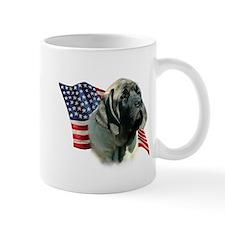 Mastiff(pup) Flag Mug