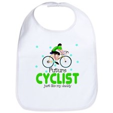 Cute Bicycle Bib