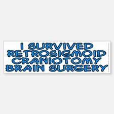 Retrosigmoid - Bumper Bumper Sticker