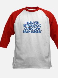 Retrosigmoid - Kids Baseball Jersey