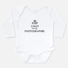 Keep calm I'm the Photographer Body Suit