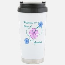 Happiness Grandma Travel Mug