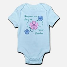 Happiness Great Grandma Body Suit