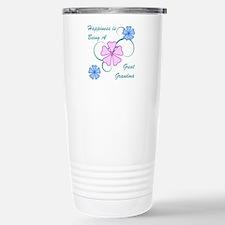 Happiness Great Grandma Travel Mug