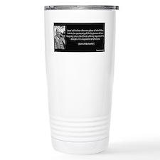 """Jesus' call to bear th Travel Mug"