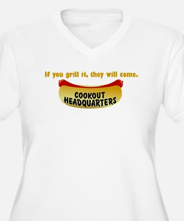 Cookout Headquarters T-Shirt