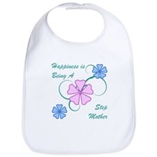Happiness Stepmother Bib