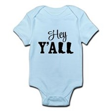 Hey Y'all Body Suit