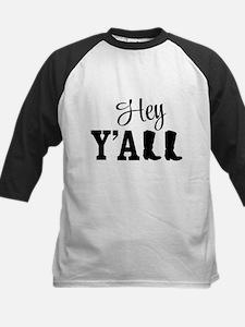 Hey Y'all Baseball Jersey