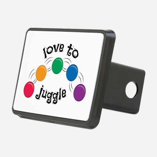 Love To Juggle Hitch Cover