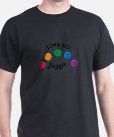Love To Juggle T-Shirt