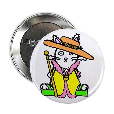 """Pimp Bunny 2.25"""" Button (100 pack)"""