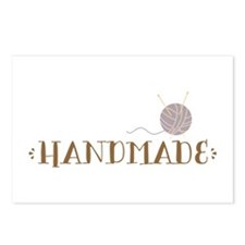 Handmade Postcards (Package of 8)