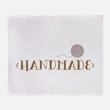 Handmade Throw Blanket