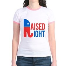 Raised Right Conservative T
