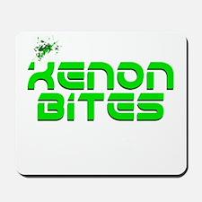Xenon Bites Mousepad