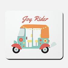 Joy Rider Mousepad