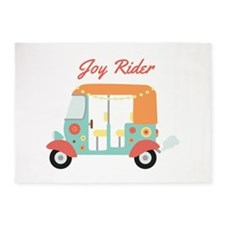 Joy Rider 5'x7'Area Rug