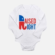 Raised Right Conservative Body Suit