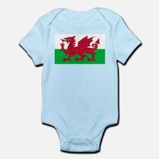 wales-flag-4000w Body Suit