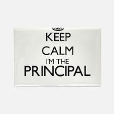 Keep calm I'm the Principal Magnets