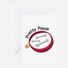 Pretty Pooch Greeting Cards