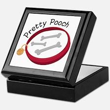 Pretty Pooch Keepsake Box