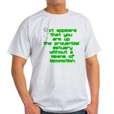 SQ1 Proverbial Estuary T-Shirt