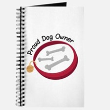 Proud Dog Owner Journal