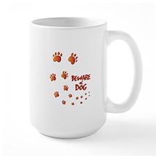 Beware Of Dog Mugs
